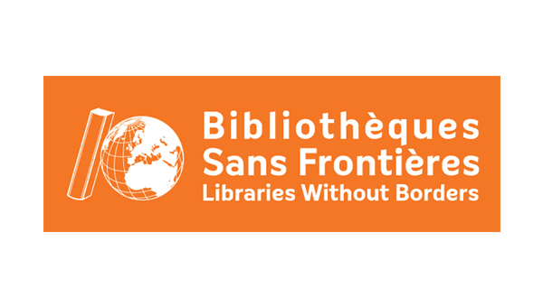 Logo - bibliotheques sans frontieres